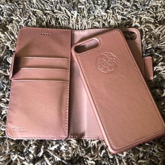 check out 0a787 82e2b DREEM Fibronacci iPhone 8+ cell phone wallet